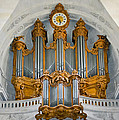 St Roch Organ In Paris by Jenny Setchell