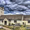 St Sannans Church Bedwellty 3 by Steve Purnell