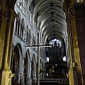 St. Severin Church In Paris France by Richard Rosenshein