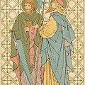 St Simon And St Jude by English School