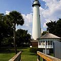 St. Simon's Island Georgia Lighthouse Painted by Kathy Clark