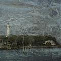 St. Simons Island Lighthouse by A R Williams