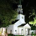 St Simons Island Presbyterian Church by Kathryn Meyer
