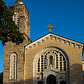 St Sophia Tower And Entrance by Ed Gleichman