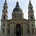 St Stephens Basilica Budapest by Jason O Watson