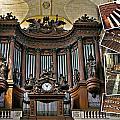 St Sulpice Organ by Jenny Setchell