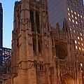 St Thomas Episcople Church by Richard Lynch