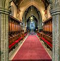 St Twrog Church by Adrian Evans