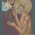 St. Vasily The Holy Fool 246 by William Hart McNichols