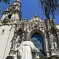St. Vincent De Paul Church by Jeff Lowe