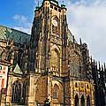 St. Vitus Cathedral by Elvis Vaughn