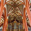 St Wendel Basilica Organ by Jenny Setchell