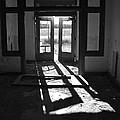 St X School Doorway by Lance Wurst
