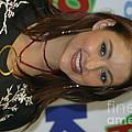 Singer Stacie Orrico by Concert Photos