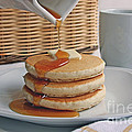 Stack Of Pancakes by Jayne Carney