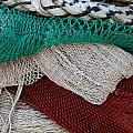 Stacked Nets And Ropes by Ulrich Kunst And Bettina Scheidulin