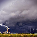 Stacks In The Clouds by Marvin Spates