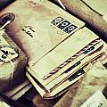 Stacks Of Old Mail by Birgit Tyrrell