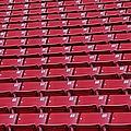 Stadium Seating by Trever Miller