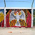 Stadium Wall Tl by David  Correia