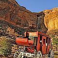 Stagecoach by Brenda Kean