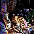 Stain Glass Motif by Kilmeny Boates