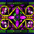 Stained Glass 3 by Timothy Bulone