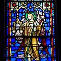 Stained Glass 50 by Joyce StJames