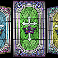Stained Glass Beauty by Ericamaxine Price