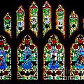 Stained Glass by Bianca Nadeau