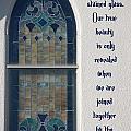 Stained Glass by Kim Blaylock