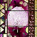 Stained Glass Template Magnolia Glory by Ellen Cannon