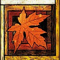 Stained Glass Template Since I Fell For You by Ellen Cannon