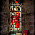 Stained Glass Window 2 by Adrian Evans