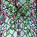 Stained Glass Window -2 by Kathleen Struckle