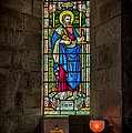 Stained Glass Window  by Adrian Evans