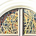 Stained Glass Window by Audreen Gieger