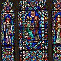 Stained Glass Window by William Norton