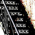 Stair Scape by Joseph Yarbrough