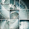 Staircase Jigsaw by Delphimages Photo Creations