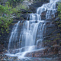 Staircase Waterfall by Jack Bell