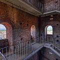 Stairs And Windows by Matt Swinden