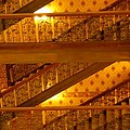 Stairs At The Brown Palace by John Malone