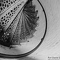 Stairs At The Fort Gratiot Light House by LeeAnn McLaneGoetz McLaneGoetzStudioLLCcom