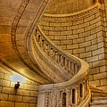 Stairs Of Mythical Proportion by David Bearden