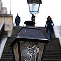 Stairs To Sacre Coeur2 by Riad Belhimer