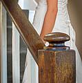 Stairway by Amanda Elwell