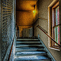 Stairway by Dave Hahn