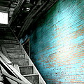 Stairway To Abandoned by Amy Sorrell