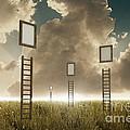 Stairway To Sky by Giordano Aita